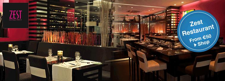 zest restaurant malta